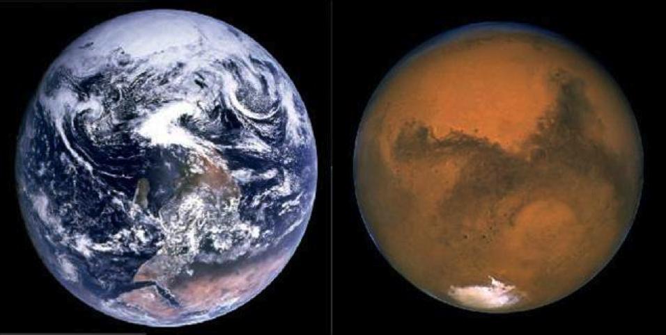 EarthMars