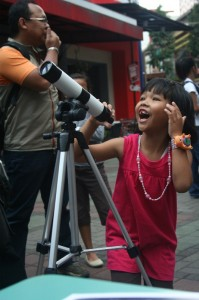 The expression - Photographed by Fathonah