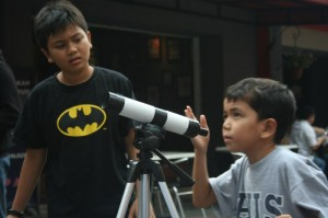 The next generation of astronomers?