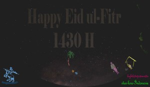 Happy Eid-Ul Fitr 1430 H