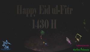Happy Eid-Ul Fitr 1430 H