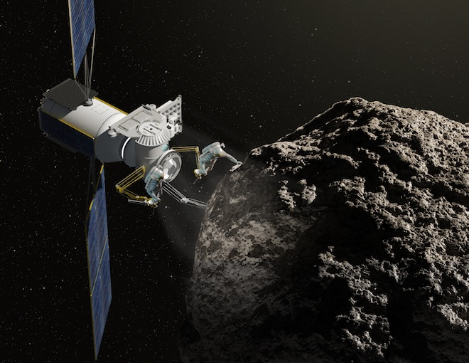 future asteroid - photo #31