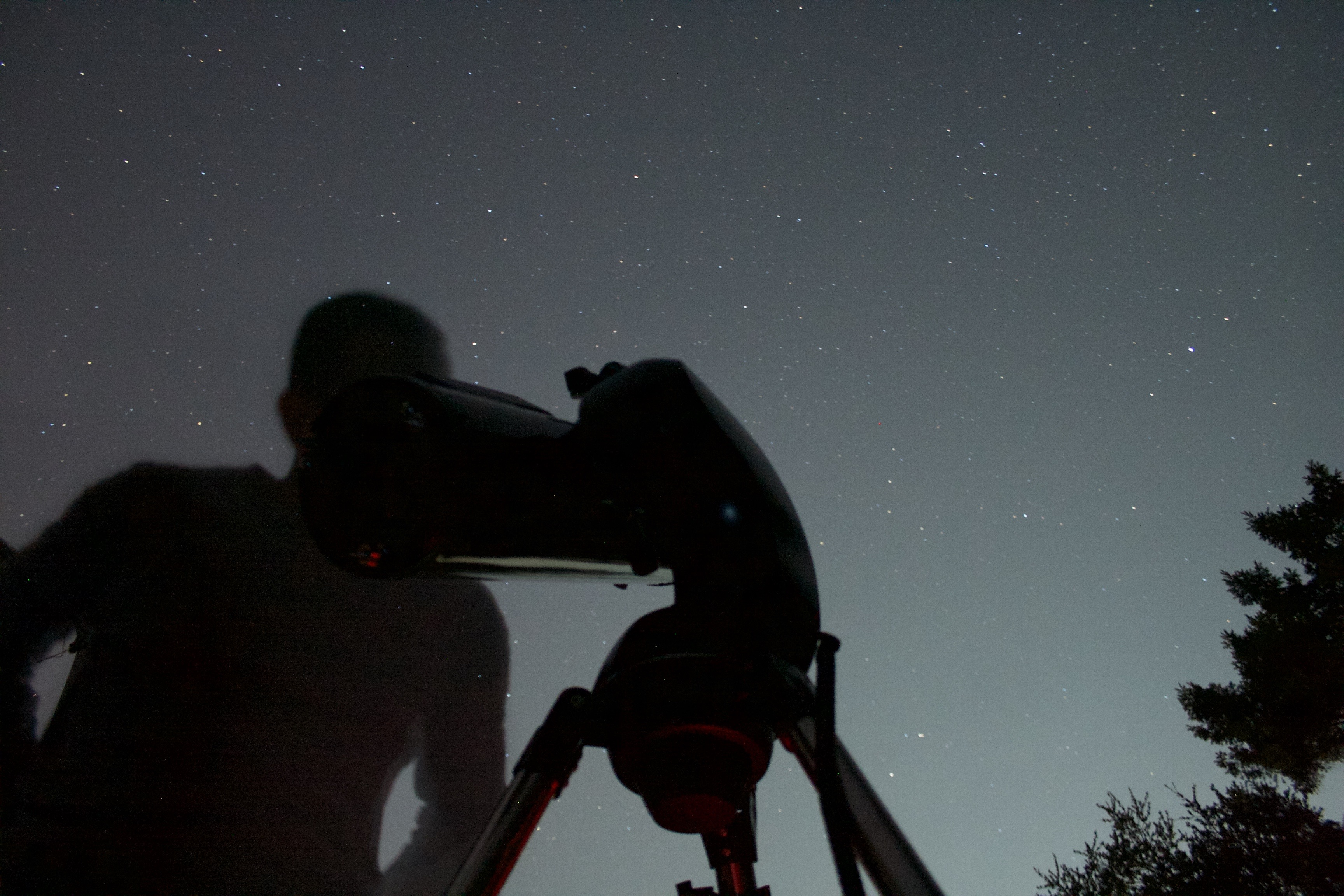 eVscope users will have the ability to observe the night sky as never before—while they contribute to science and to the defense of our planet and every living thing on it. (credit: C. Chalumeau & F. Marchis)