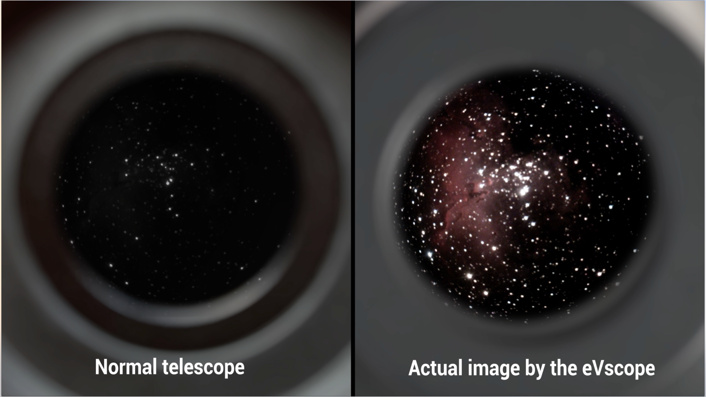 Unistellar Signs Up More Than 1,200 Early-adopters for its Revolutionary eVscope Confirming the Public Interest for Citizen Science Astronomy