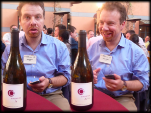 "Adam Riess is perplexed about ""Lambda"" (left), but feels more confortable with ""w"" (right)."