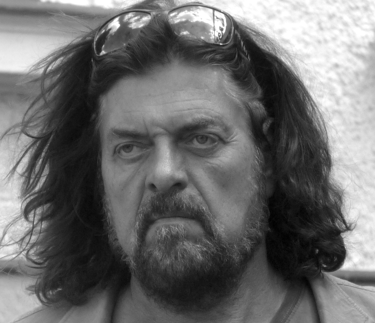 Alan Parsons, Munich, July 2012 (photo by N. Patat)