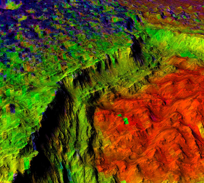 Hashir_crater_CRISM_HiRISE_2300_ol_lcp_3xVE_N