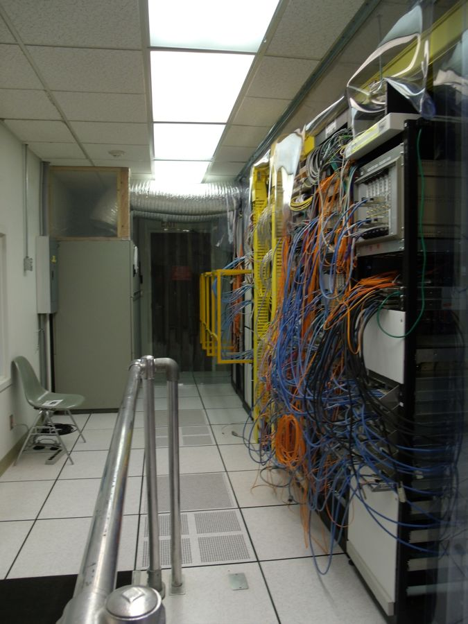 The Signal Processing Room