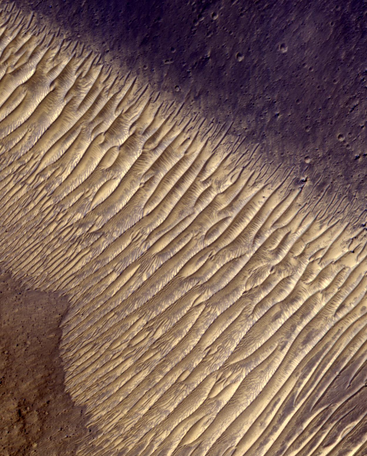 Fuzzy dunes