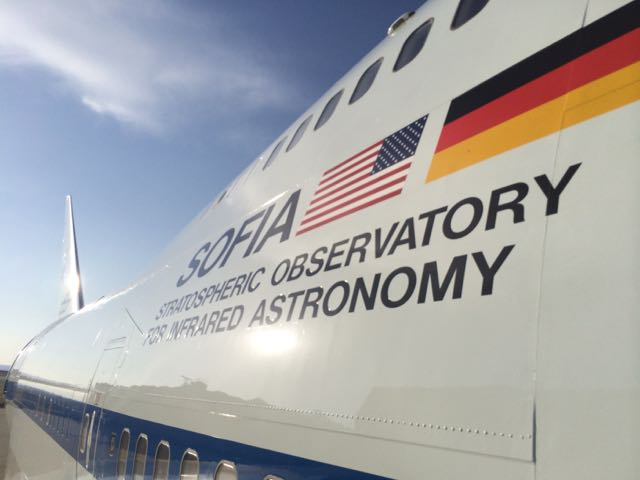 The SOFIA program is a partnership between NASA and the DLR